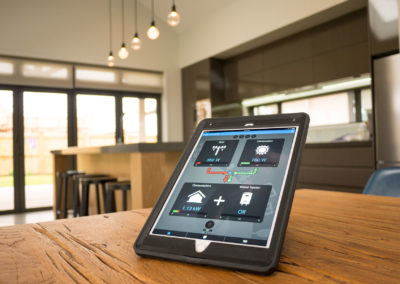 papamoa show home smart device controller